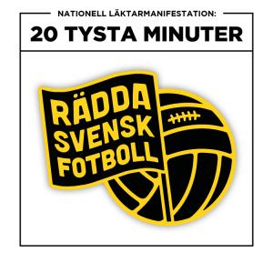 Rädda svensk fotboll